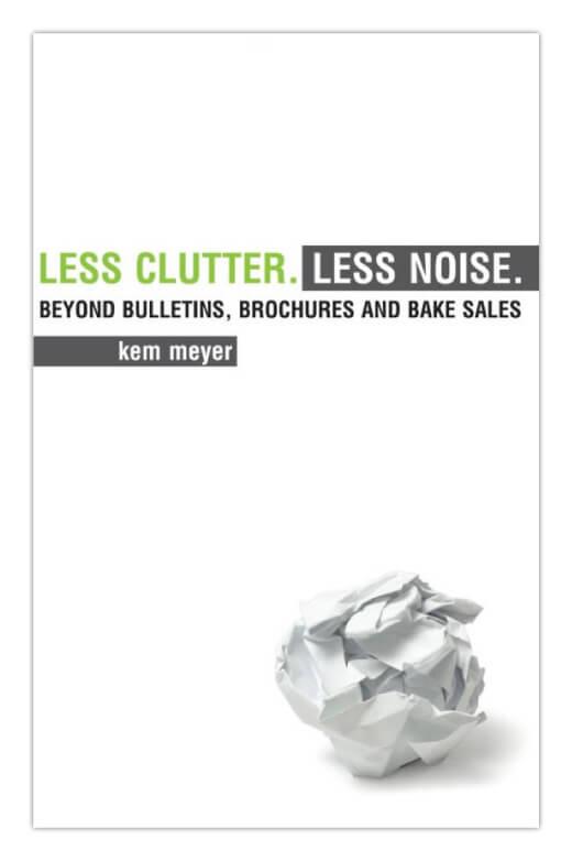 Less Clutter. Less Noise.