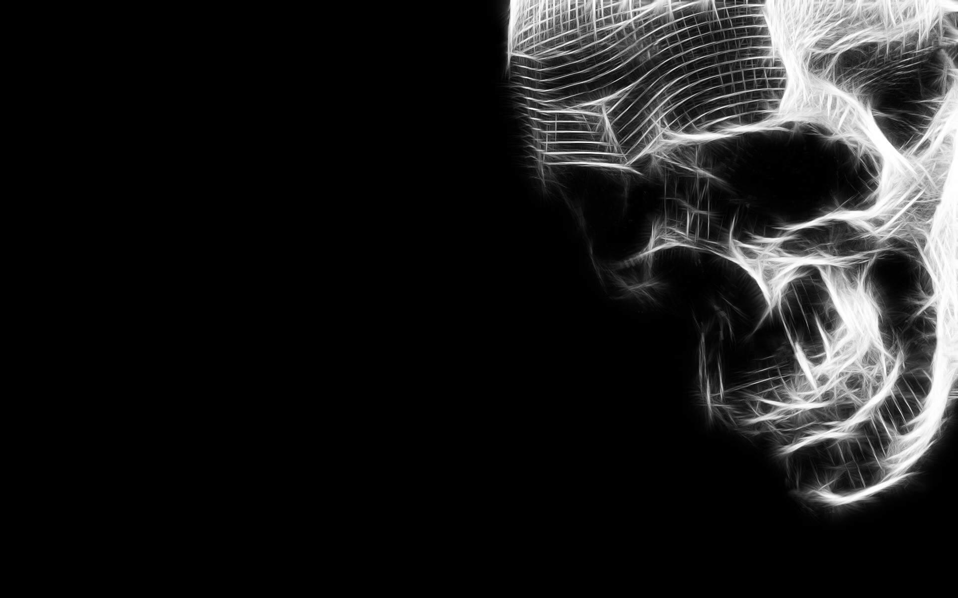 Skull Keynote Theme
